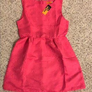 NWT! Hot pink dress sz XL